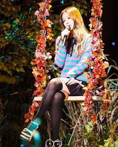 [161106] 'STAY' #BLACKPINK Jennie at SBS Inkigayo - PD Note