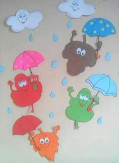 Víz, eső