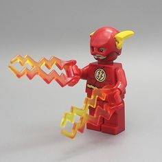 #theflash #flash #superheroes #kidstoys #toys #etsyshop #cheaptoys #cheapprice by crazyminifig4