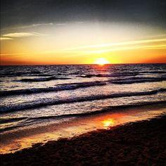 Puesta del Sol - Playa del Palmar