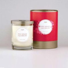 nicerworld.com - KOBO Candles - Origami Collection - Red Grass