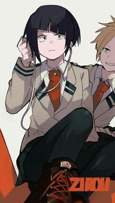 41 Best Jirou Images Boku No Hero Academia Drawings Female