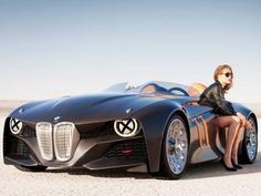 2011 BMW 328 Hommage Roadster Concept Car #conceptcars #retrocars