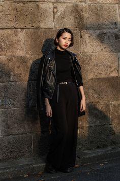 ストリートスナップ原宿 - Nanamiさん | Fashionsnap.com
