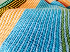 Håndarbeiden » Favoritt-strikketeppet mitt, strikking, teppe, blanket, yarn, strikking, knitting, DIY, craft