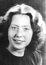 "Hannie Schaft, part of the Dutch resistance movement in WWII.  She was arrested just 3 weeks before the end of the war.  Her last words to her executioners, between the first and second bullets, were:  ""I shoot better than you.""  WOW"