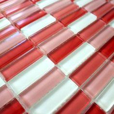 25 idees de carrelage mosaique rouge