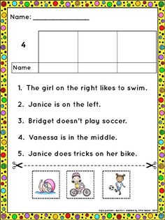 Improve higher order thinking skills and reading accuracy with this set of engaging logic puzzles. Enjoy!