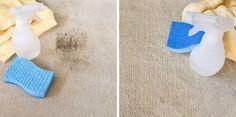 Tep už nekupuji, díky řadě mé sousedky mám perfektně čisté koberce: Nejsilnější likvidátor špíny za pár centů! – Domaci Tipy Spin, Bath Mat, Rugs, Home Decor, Farmhouse Rugs, Decoration Home, Room Decor, Home Interior Design, Bathrooms