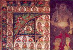 Fudo Myo-O - Introducing Japanese Deities: Genzu Mandala Japanese History, Deities, Mandala, Mandalas