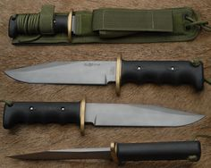 Du Star Survival Knife
