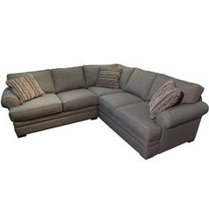 Jonathan Louis Hermes Casual Sectional  sc 1 st  Pinterest : jonathan louis bennett chaise - Sectionals, Sofas & Couches