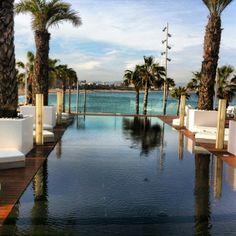 The W hotel Barcelona