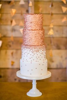 19 totally stunning rose gold wedding ideas | You & Your Wedding