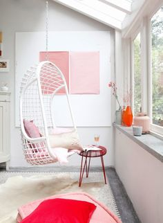 pink in decor