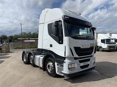 2014 IVECO STRALIS 460 at www.dixoncommercialexports.co.uk Used Trucks For Sale, Sale Promotion, Online Business, Commercial
