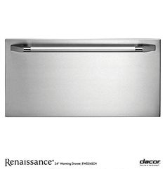 DCS WD-27-SSOD 27-Inch Warming Drawer Brushed Stainless Steel