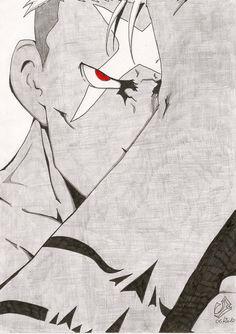 Scar / Fullmetal Alchemist: Brotherhood (Day 250: Best Anime Scar) by Elrick87