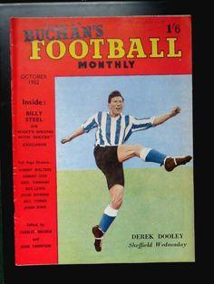 Sheffield Wednesday Fc, Vintage Football, Magazine Articles, Magazines, October, Journals
