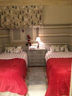 Dormitorio infantil  Baqueira Beret.