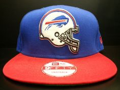 Buffalo Bills Goal Line Snapback Sale Price $12.99