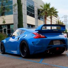 This actually a 370z nismo R yes I am a nissan sports car expert!