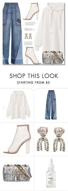 """""""In My Hood: Cozy Hoodies"""" by defivirda ❤ liked on Polyvore featuring Dolce&Gabbana and Gucci"""