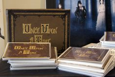Once Upon a Time party games, ideas, printables, favors and more!