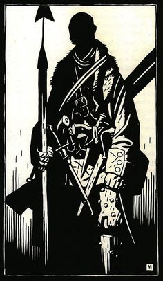 Captain Lord Henry Baltimore by Mike Mignola. Based on the book Baltimore, or The Steadfast Tin Soldier and the Vampire by Mike Mignola and Christoper Golden.