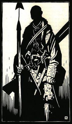 Mike Mignola, comics, Hellboy