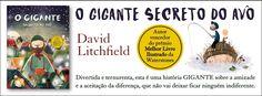 Sinfonia dos Livros: Novidade Booksmile | O Gigante Secreto do Avô | Da...