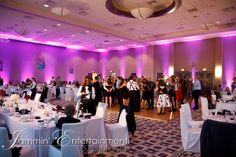 Uplighting is the art of painting with light to create a truly elegant background for the most beautiful and well planned days of your lives together as a Yes Please, Dj, Wedding Ideas, Beautiful, Wedding Ceremony Ideas