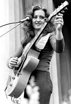 """""""The fact that I played blues guitar was an unusual thing, so there was this sense of, 'What's a young girl like you doing playing guitar like that?'"""
