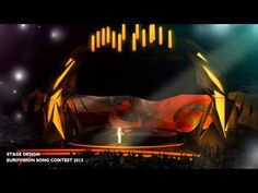 Eurovision Song Contest 2013 - Official Stage Design