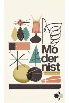 Graphic Design | modernist