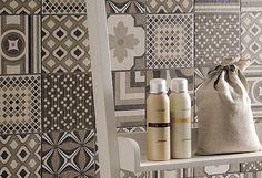 INSIDE   Ceramiche Fioranese piastrelle in gres porcellanato per pavimenti esterni e per rivestimenti interni.