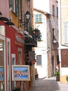 Villefranche sur Mer, France Monaco, Saint Martin Vesubie, Cagnes Sur Mer, Cap D Antibes, Juan Les Pins, Villefranche Sur Mer, Saint Jean, France, French Riviera
