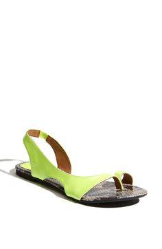 #NEON http://pinterest.com/nfordzho/shoes-flats/