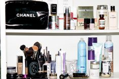 A look inside REBECCA CARATTI's beauty cabinet | THE FILE