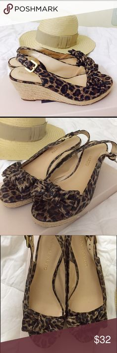 Franco Sarto shoes Beautiful for summer. I wore these once inside a house and they are extremely comfortable. Franco Sarto Shoes Espadrilles