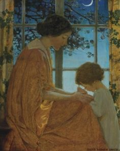 This Simple Faith Has Made America Great - Jessie Willcox Smith - The Athenaeum