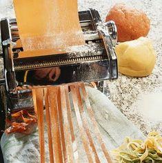 Pasta Machine, Pasta Maker, Gnocchi, Ethnic Recipes, Food, Base, Essen, Meals, Yemek