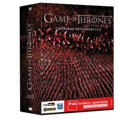 Game Of Thrones, Le trône de fer - Game Of Thrones, Le trône de fer