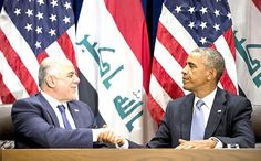 The Iraqi Prime Minister Haider Al Abadi's administration issued a statement that Iraqi Prime Minister has planned a visit to the United States to meet the American President Barrack Obama. It is expected that the Iraqi Prime Minister will forward a request for additional weapons support for Iraq to the American President in order to fight against ISIS terrorists and Daash militants.
