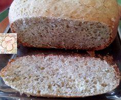 Cozinhando sem Glúten: Pão Integral - MFP