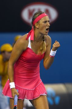 Azarenka - Bartoli   #WTA Miami  I'm French but ... GO AZARENKA !!