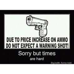 Ammo prices