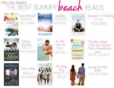 The Darling Daily: The BEST Summer Beach Reads [Guest Post]