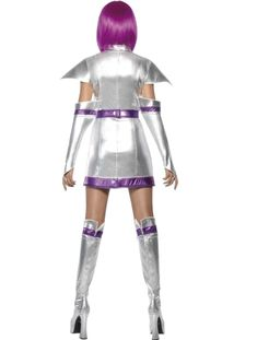 Smiffy's Womens Space Cadet Sexy Costume $28.07