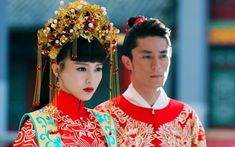 Chinese TV drama series 'Perfect Couple' starring Tiffany Tang & Wallace Huo.